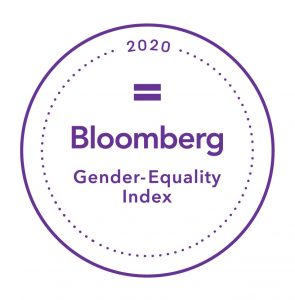 Bloomberg recognises Robert Half for its inclusion and diversity programs and efforts.