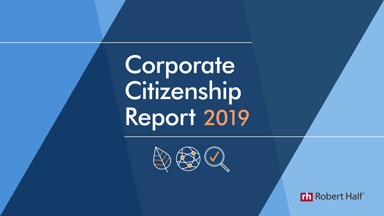 RH Corporate Citizenship Report 2019 UK