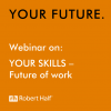 Future of work webinar