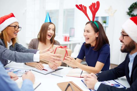 How seasonal generosity can result in career advancement for everyone