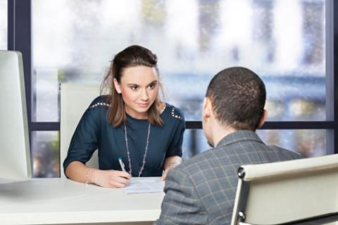 Hiring manger asks the candidate some tough interview questions
