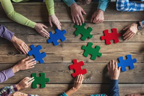 Different types of employees make up the puzzle of today's workforce