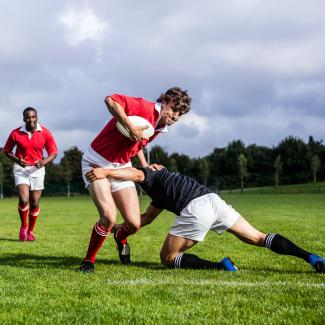 What rugby position are you in your team?