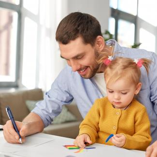 Working from home with your kids