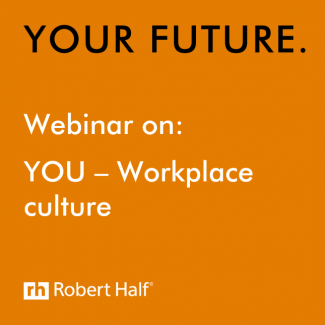 Workplace culture webinar